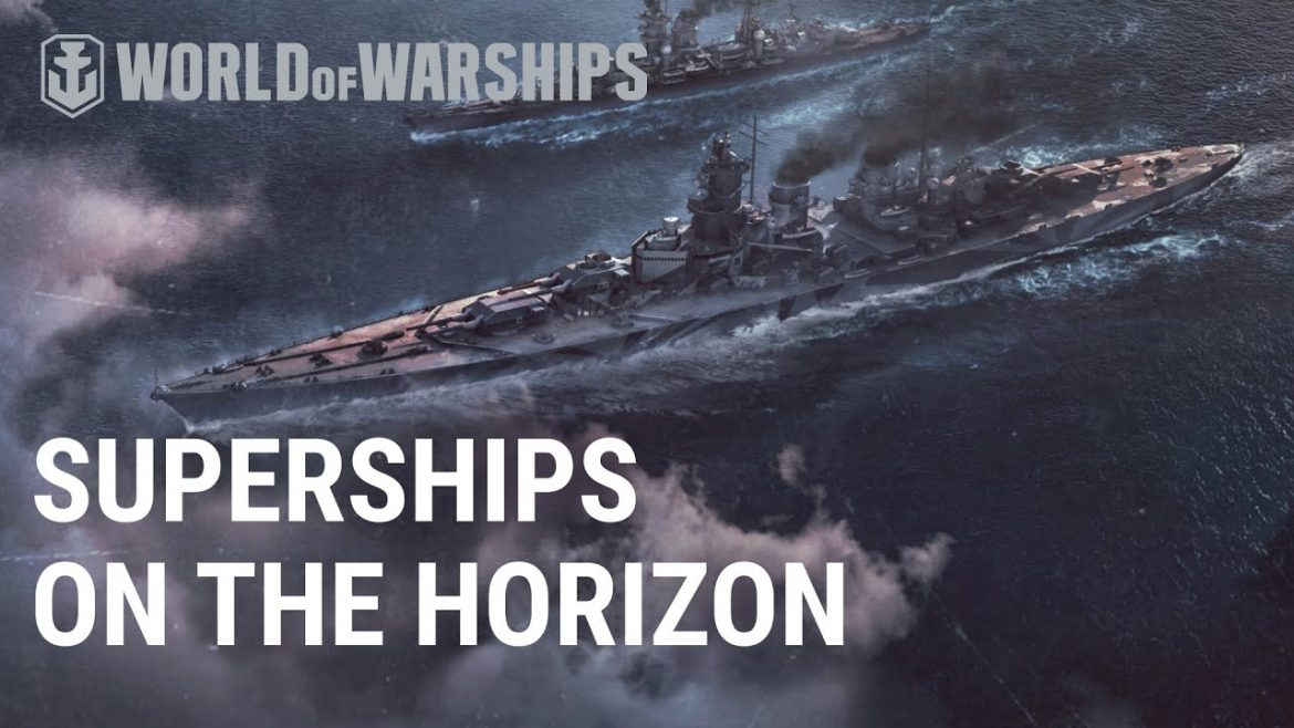Waterline: What's Happening Next? | World of Warships