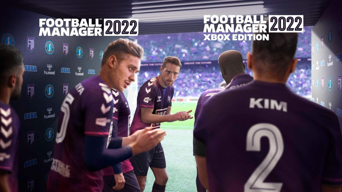 Football Manager 2022 Launching Day One with Xbox Game Pass