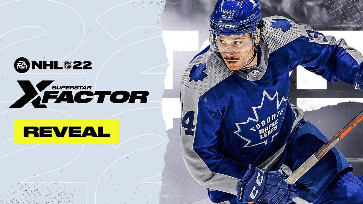 Introducing Superstar X-Factors in NHL 22