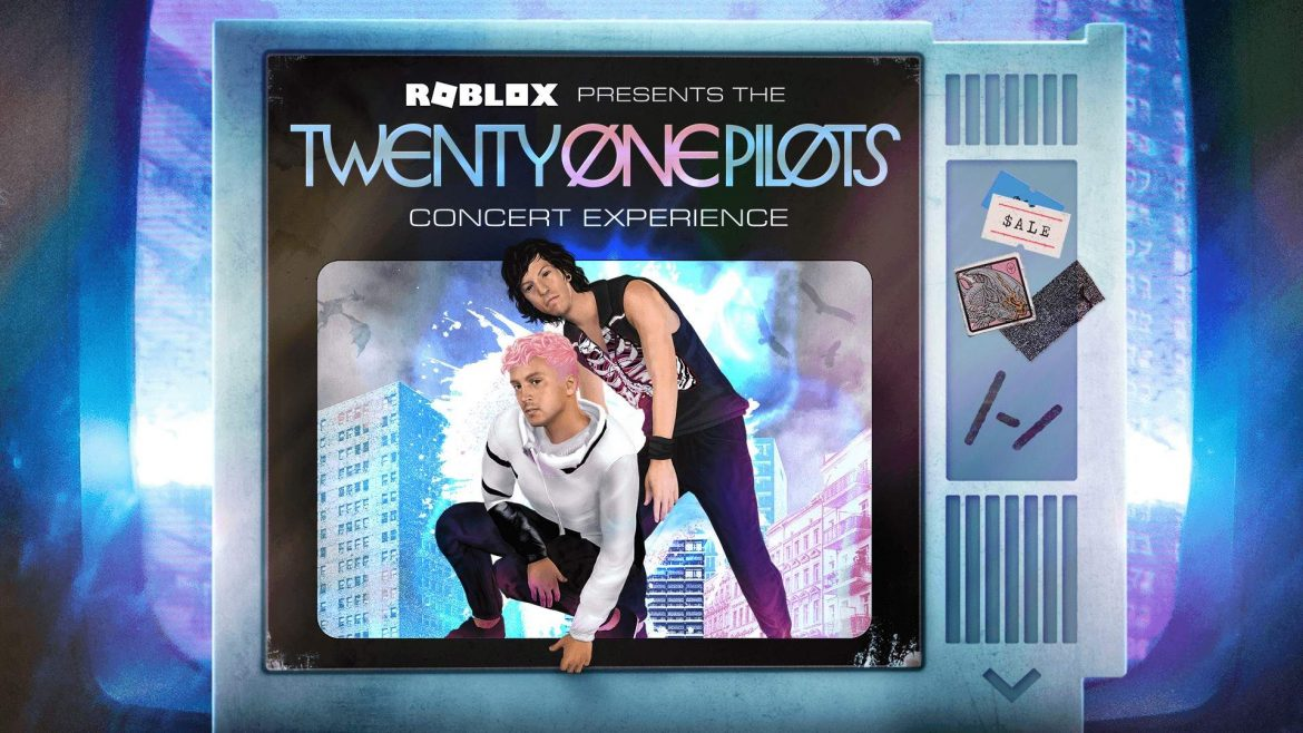 Join Twenty One Pilots' Virtual Concert Experience on Roblox