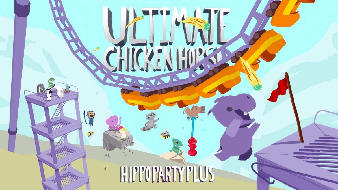 New Characters and Level Are Coming to Ultimate Chicken Horse