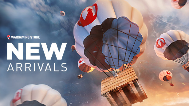 New Arrivals in the Wargaming Store—Get Yours Now