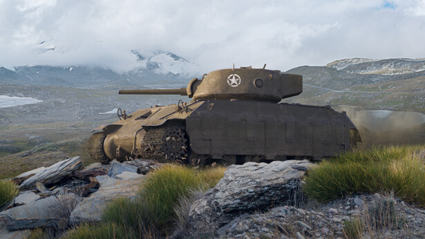 The T14 is a Quick American Brawler