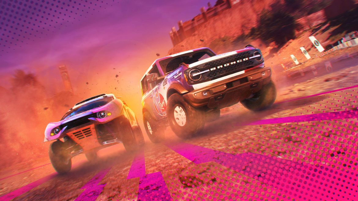 Dirt 5 Drops the New Ford Bronco into the Off-Road Action in Latest Content Pack