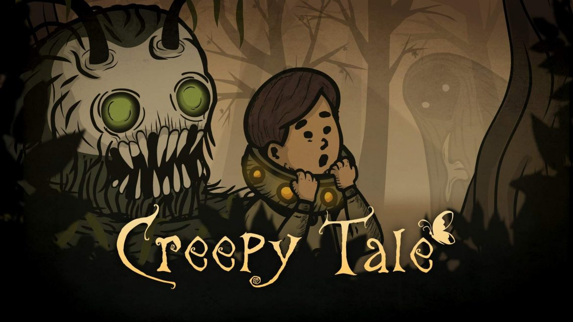Point and Click Adventure Game Creepy Tale is Available Now