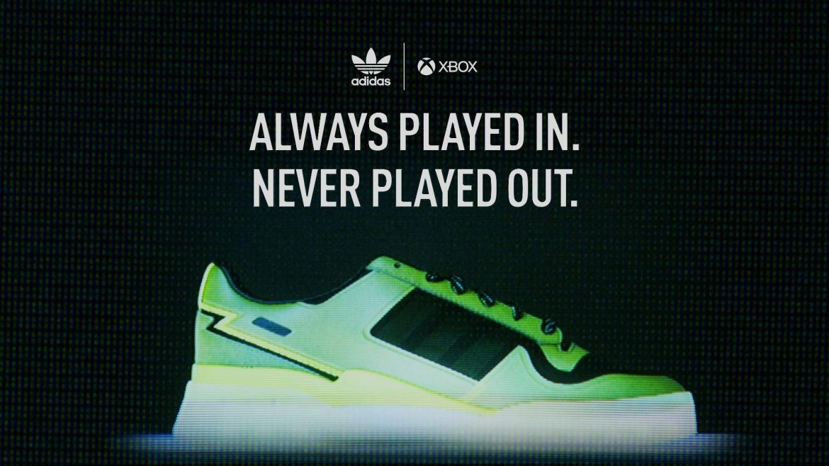 Xbox and Adidas Team Up to Celebrate 20 Years of Play